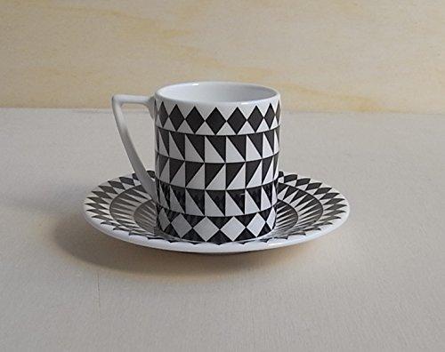 wedgwood-jasper-conran-tazza-caff-con-piatto-mosaico-nero-porcellana-bone-china