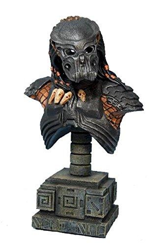 Alien vs Predator Celtic Predator Mini Bust resin by Palisades (Alien Vs Predator Mini-spielzeug)