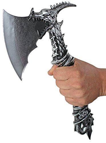 Halloween Dämonen Axt Beil Tomahawk - Smaug Drache Kostüm