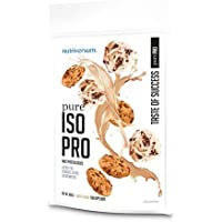Preisvergleich für Whey Protein Isolat 1 Kg/100% Pure Whey Isolate/Hochwertiges Proteinpulver - Protein Shake Molkeprotein (Cookies...