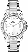 ADAMO Analogue White Dial Women's Watch -AD39SM01
