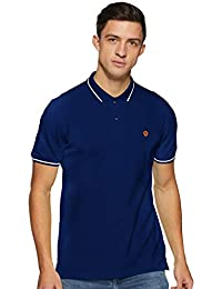Amazon.in  Van Heusen - T-Shirts   Polos   Men  Clothing   Accessories 22e406de44
