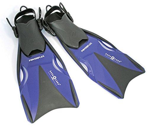 Aqua Lung POWERFLEX blau