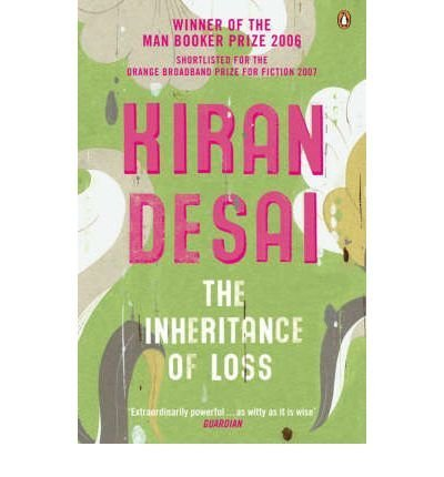 TheInheritance of Loss by Desai, Kiran ( Author ) ON Jun-07-2007, Paperback