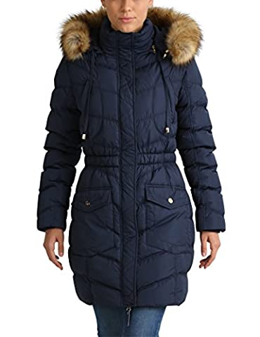 Berydale Damen Wintermantel, Navy,
