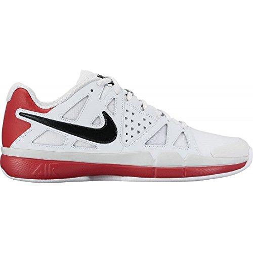 Nike Air Vapor Advantage Clay, Scarpe da Tennis Uomo Bianco (Pure Platinum/Black)