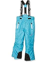 Northland tiffaine–Pantalón de esquí para niña, Tiffaine, turquesa