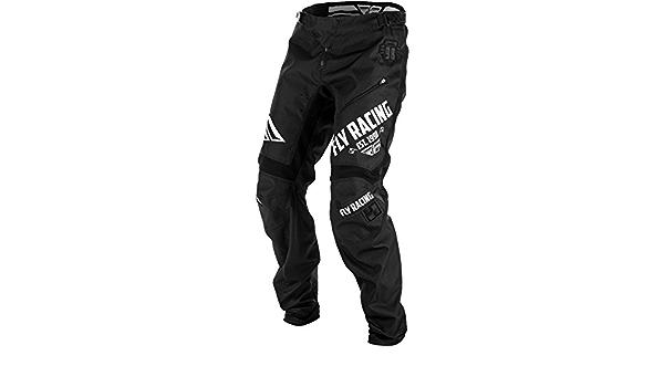 Fly Racing Kinetic Pants Kids Mtb Bmx Black Dirt Bike Dirt Jump Mountain Bike Pant Black 26 Sport Freizeit