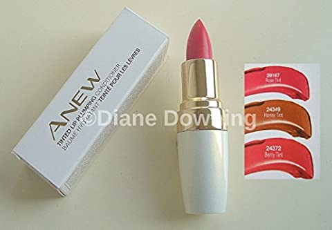 Avon Anew TINTED Plumping Lip Conditioner - 3 shades (Berry Tint)