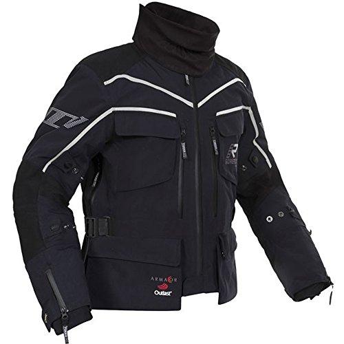 Rukka Navigatorr Motorcycle Jacket Black
