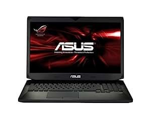 """Asus ROG G750JM-T4051H PC portable Gamer 17.3"""" Noir (Intel Core i7, 16 Go de RAM, Disque dur 1 To, NVIDIA GeForce GTX 860M, Windows 8)"""