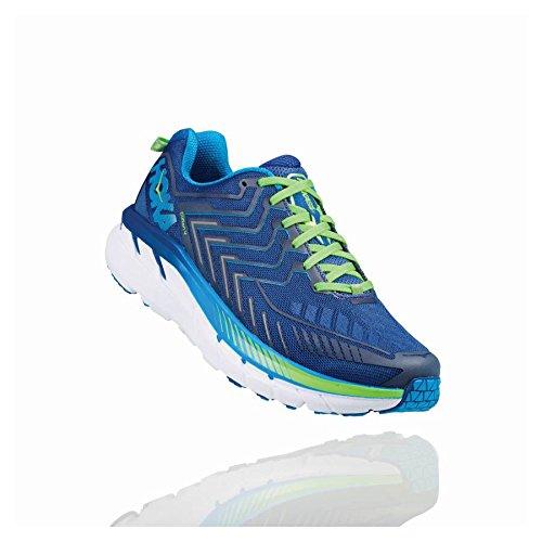 HOKA ONE ONE Men's Clifton 4 Running Shoe (14 EE US