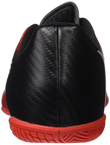 4 Kinder 16 Fußballschuh Rot Schwarz Indoor X Adidas wpqXEE