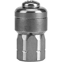 """1/4"""" Buse Rotative pour Nettoyeur Haute Pression Nettoyage de Canalisation, Filetage Femelle 1/4 BSP"""