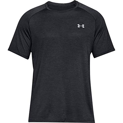 Under Armour Herren Tech 2.0 T-Shirt, atmungsaktives Sportshirt, kurzärmliges und schnelltrocknendes Trainingsshirt mit loser Passform