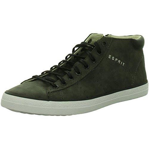 ESPRIT Damen Sneaker Miana Bootie 028EK1W037/E001 Schwarz 306805