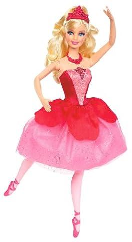 Barbie in Die verzauberten Ballettschuhe, Prima Ballerina Kristyn Farraday - Special Edition Y6589