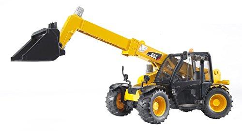 bruder-02141-chargeur-telescopique-caterpillar-jaune