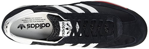 adidas Herren Sl 72 Gymnastik Nero (Core Black/Ftwr White/Lush Red S16/St)