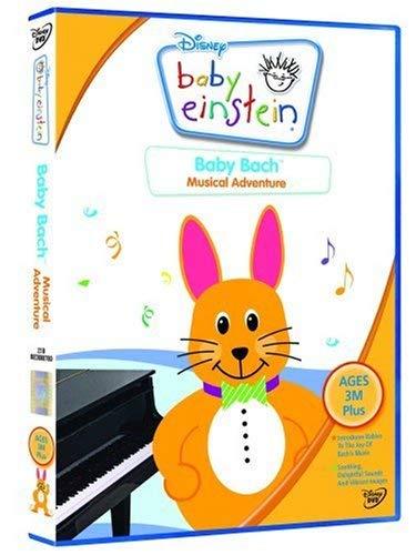 Baby Einstein: Baby Bach - Musical Adventure [Reino Unido] [DVD]