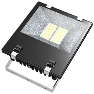 YYC YYCFM201PW 200 W/000 Lumens LED Noir/transparent