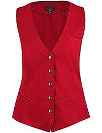 9d4a628af96e9b Suchergebnis auf Amazon.de für: Damen-Stoff-Weste: Bekleidung