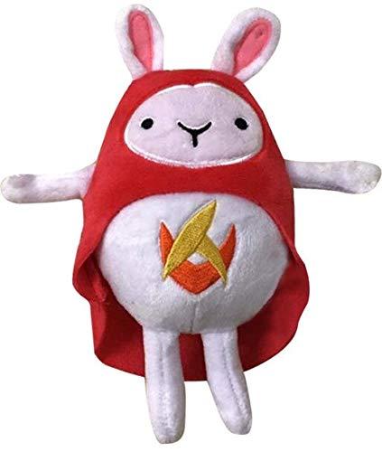 Bing Peluche Hoppity VOOSH E Flop Peluche Coniglio Bunny Serie TV