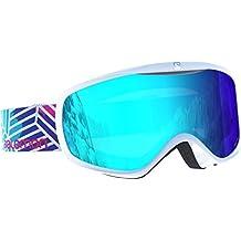 Salomon Gafas de esquí para mujer, Para personas con gafas de vista, Tiempo variable