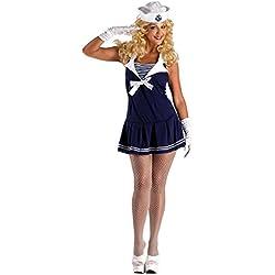 chiber Mujer Marinera de la Armada