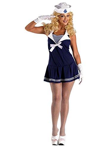 Imagen de disfraces chiber  disfraz de marinero para mujer adulta