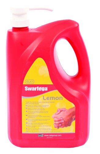 swarfega-swl4lmp-lemon-hand-cleaner-pump-bottle-4-liter