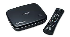 HUMAX HB-1100S HD TV Freesat Receiver (requires Satellite dish) (Certified Refurbished)
