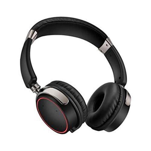 QMMCK Kabelloses Bluetooth-Headset Sportlicher Binauraler Kopfhörer Tragbares Headset Zum Aufladen Im Freien Mit Ladeschacht (001)
