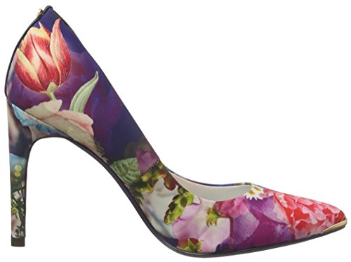 Ted Baker Damen Neevo 3 Pumps Multicolor (Focus Bouquet)
