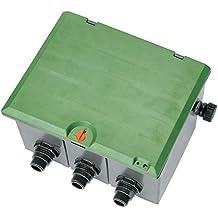 Gardena 1255-20 V3 - Caja de válvulas (hasta 3 electroválvulas)