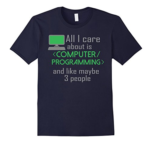 computer-programming-all-i-care-about-is-computer-t-shirt-herren-grosse-l-navy