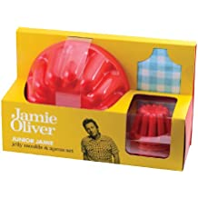 Junior Jamie Jelly Moulds and Apron Set