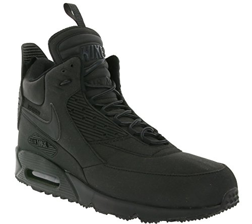 Nike Air Max 90 Sneakerboot Wntr, Chaussures de Running Entrainement Homme, Bamboo, 44,5 EU