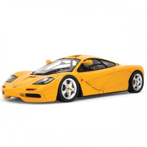 McLaren F1 Baujahr 1995 High Mirrors papaya orange 1:43 TrueScale