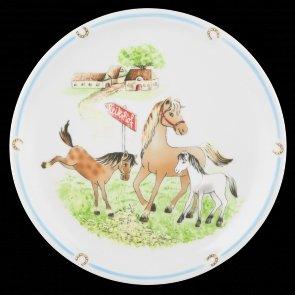 Seltmann Weiden Compact Speiseteller 25 cm Mein Pony