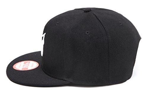 NEW Arabic InchesAllahInches الله Black Muslim Islam Snapback Baseball Cap, Adjustable, Black