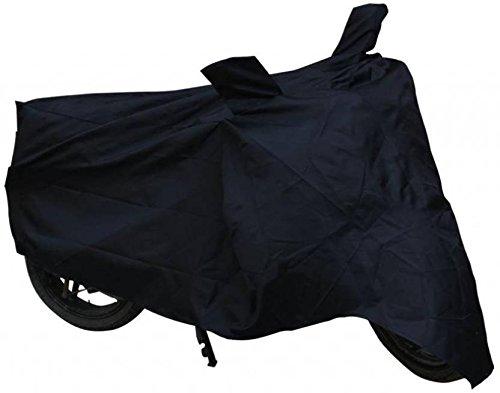 Enew Bike Body Cover for Honda (Black)
