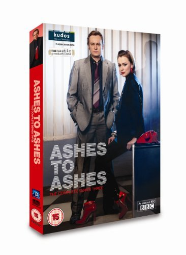 Ashes to Ashes: Complete Series 3 [Region 2]