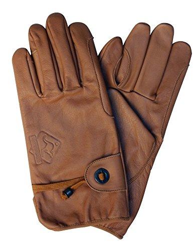 """SCIPPIS, """"Gloves"""", Handschuhe, braun, M"""
