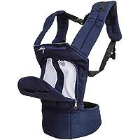 toaob Porte-bébé Porte-bébé bébé förder Machine peut la tête Protéger sac à dos Ventre et Hanches Sangle de portage réglable boucle pour les enfants et les bébés 3–30mois