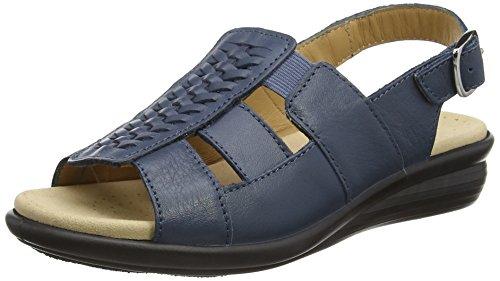 Hotter Women's Candice Open-Toe Sandals, Blue (Blue River), 4.5 UK 37.5 EU