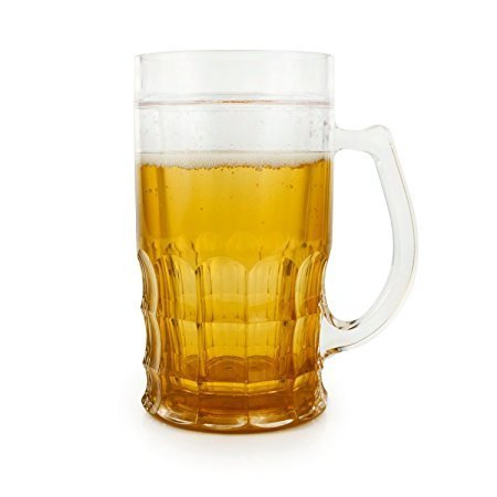 Satyam Kraft Beer Frosty Mug ,350 Ml,Gift For Diwali/Gift For Birthday/Gift For New Year/Gift/Diwali Gift Idea/Gift For Friend/Diwali Gift