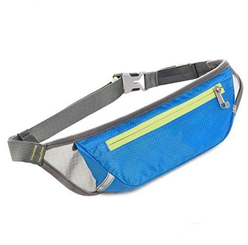 DONG Sport / Outdoor / Leichtbau / atmungsaktiv / Stealth / close / Tasche Blue