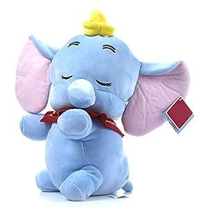 Peluches, Almohada Suave Suave Cojín Relleno Muñecas Pequeño Elefante Volador Peluche Muñeca Muñeca Muñeca Niños Regalo de Cumpleaños Dormir Dormir Regalo de Cumpleaños Creativo Dumbo 30cm