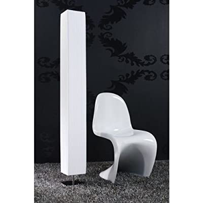 """DESIGNER STEHLEUCHTE """"PARIS 160"""" 160cm von XTRADEFACTORY Lounge Stehlampe Bodenlampe weiss von XTRADEFACTORY GMBH auf Lampenhans.de"""